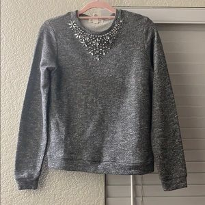 Light grey Sweatshirt